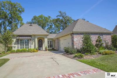Monroe Single Family Home For Sale: 4209 Nory Lane
