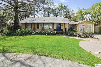 Monroe Single Family Home For Sale: 804 K Street