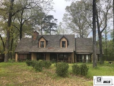 Monroe Single Family Home Active-Pending: 119 Hickory Hill Drive