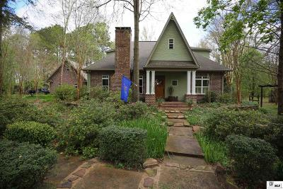 Ruston Single Family Home Active-Pending: 132 Creeks Crossing