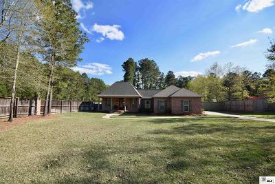 Ruston Single Family Home Active-Pending: 111 Lagniappe Drive