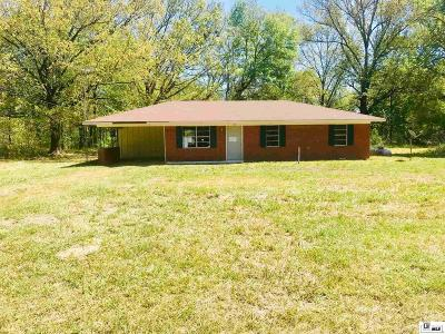 Monroe Single Family Home For Sale: 352 Oliver Road
