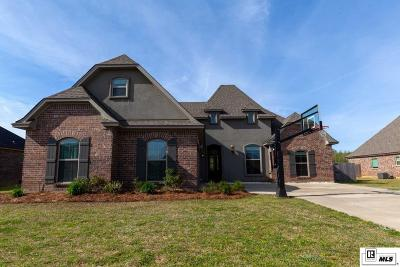 Monroe Single Family Home For Sale: 217 Medalist Street