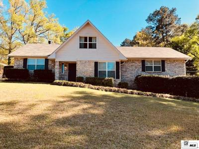 West Monroe Single Family Home Pending Continue To Show: 105 Delane Drive