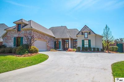 Monroe Single Family Home For Sale: 2950 Deborah Drive