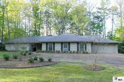 Ruston Single Family Home For Sale: 311 Forest Creek Drive