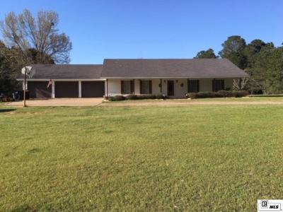 West Monroe Single Family Home Active-Pending: 896 Avant Road