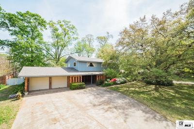 Monroe Single Family Home For Sale: 319 Raymond Drive