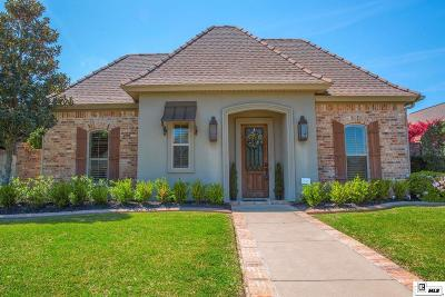 Monroe Single Family Home Pending Continue To Show: 2109 Bienville Drive