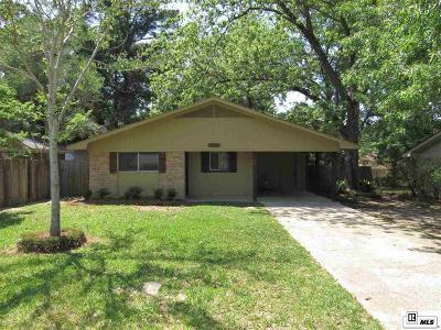 West Monroe Single Family Home For Sale: 112 Hillside Circle