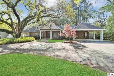 Monroe Single Family Home Pending Continue To Show: 2219 Pargoud Boulevard