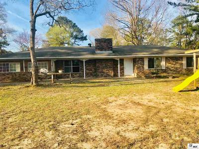 West Monroe Single Family Home Active-Pending: 1456 Highway 15