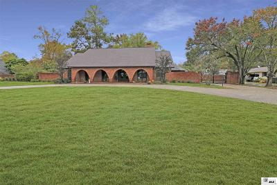 Monroe Single Family Home For Sale: 2711 Bramble Drive