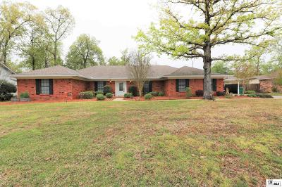 West Monroe Single Family Home For Sale: 205 Chantilly Drive