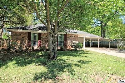 Monroe Single Family Home For Sale: 116 Dillingham Drive