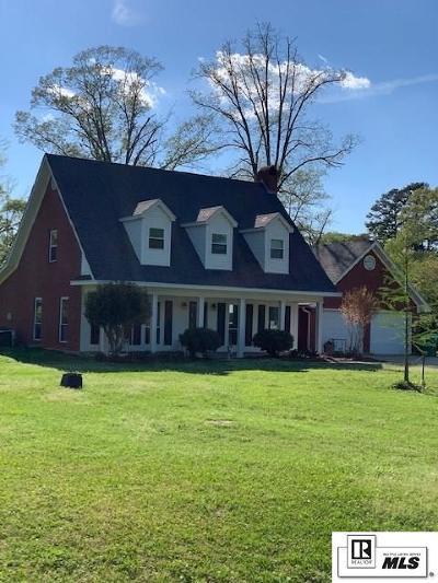 West Monroe Single Family Home For Sale: 107 Kendall Ridge Drive