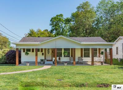 Monroe Single Family Home Active-Pending: 710 Wilmuth Street