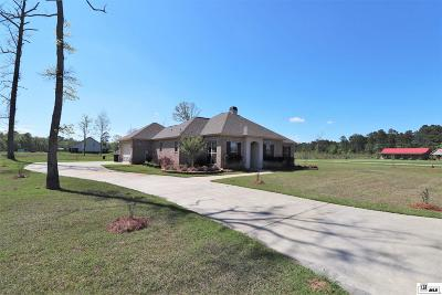 Monroe Single Family Home For Sale: 1816 Highway 134