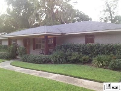 Monroe Single Family Home For Sale: 4107 Roger Street