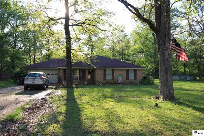 Monroe Single Family Home For Sale: 243 Vinwood Road