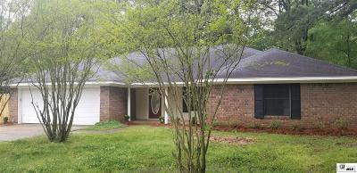 Monroe Single Family Home For Sale: 24 Front Royal Terrace