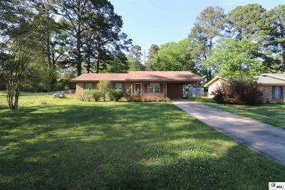 West Monroe Single Family Home For Sale: 201 Ashwood Drive