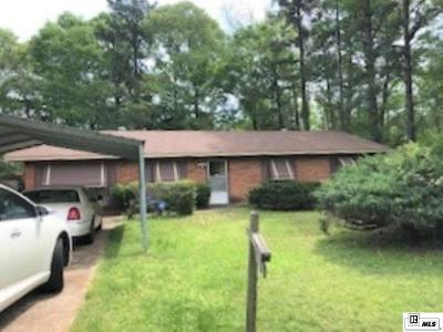 Ruston Single Family Home Active-Pending: 1111 Cardinal Street