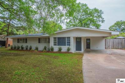 Monroe Single Family Home Active-Price Change: 625 Martin Street