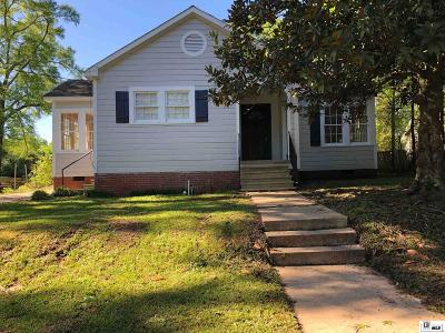 Lincoln Parish Single Family Home Active-Pending: 306 E Texas Avenue