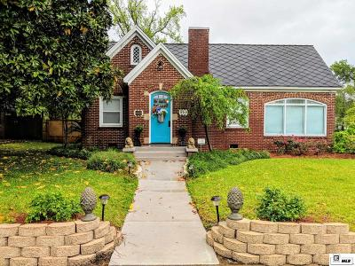 Monroe Single Family Home For Sale: 407 Rochelle Avenue
