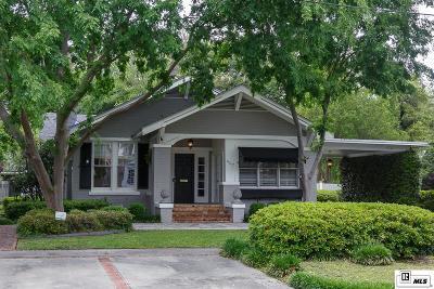 Monroe Single Family Home For Sale: 407 Speed Avenue