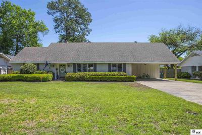 Monroe Single Family Home For Sale: 2506 Pargoud Boulevard