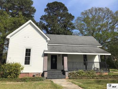 Single Family Home Active-Pending: 107 S Hazel Street