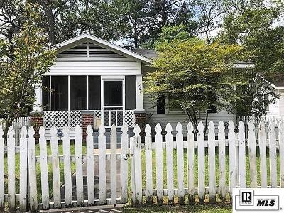 West Monroe Single Family Home Active-Pending: 801 N 4th Street