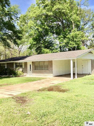 Monroe Single Family Home For Sale: 315 Lincoln Road