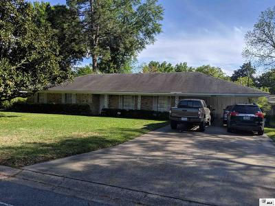 Monroe Single Family Home For Sale: 909 Middleton Street