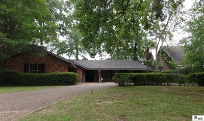 Monroe Single Family Home For Sale: 4405 Belle Terre Drive