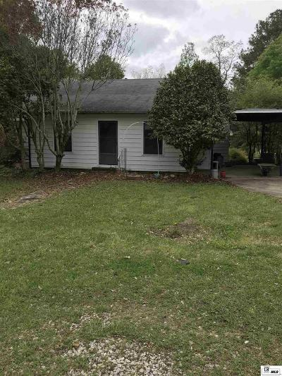 Single Family Home For Sale: 5351 Highway 126