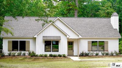 Ruston Single Family Home Active-Pending: 2304 Cypress Springs Ave