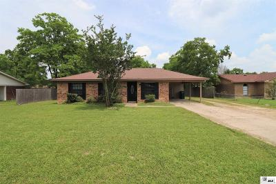 West Monroe Single Family Home For Sale: 307 W Heights Drive