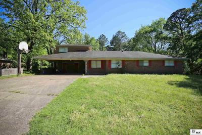 Lincoln Parish Single Family Home For Sale: 1304 McDonald Avenue