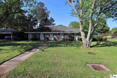 Monroe Single Family Home For Sale: 2700 Indian Mound Boulevard