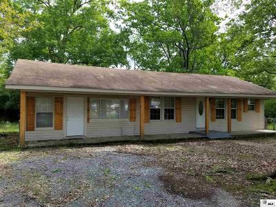 West Monroe Single Family Home New Listing: 4522 Whites Ferry Road