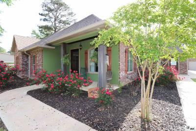 West Monroe Single Family Home Active-Pending: 4122 New Natchitoches Road