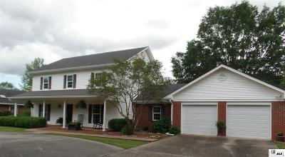 Monroe Single Family Home New Listing: 2702 Herbert Cole Drive