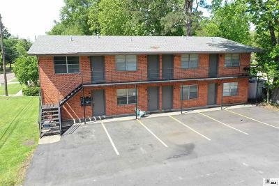 Monroe Multi Family Home For Sale: 1601 N 7th Street