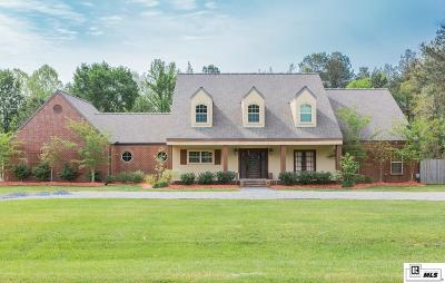 Monroe Single Family Home New Listing: 126 Tanager Ridge Drive