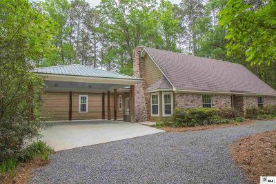 West Monroe Single Family Home New Listing: 245 Preston Road