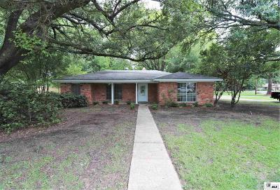 Monroe Single Family Home For Sale: 1909 Howard Drive