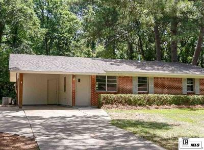 Ruston Single Family Home Active-Pending: 704 Monrovia Drive